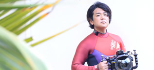 *【ダイビングフェア】水中写真家 鍵井靖章さんといく フォトクリニック&コンテスト付 サイパン4日間
